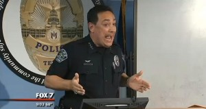 Police Chief Art Acevedo -- What does it take to get a police report in Austin??