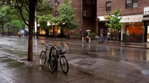 Bike Safety Tips for Riding in the Rain