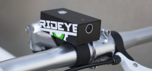 Rideye Black Box for Bikes