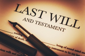 Your last will and testament is important, don't leave your family without.
